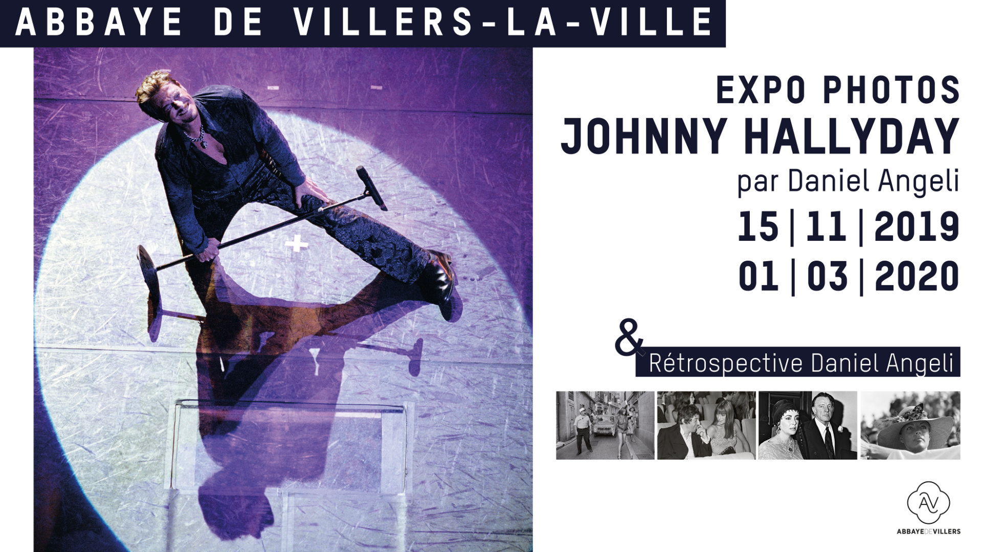 Expo photo Johnny Hallyday