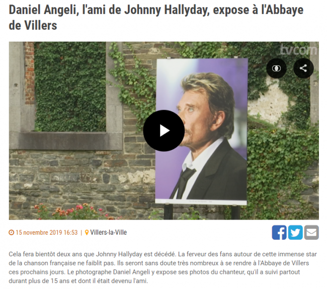 Expo Johnny Hallyday